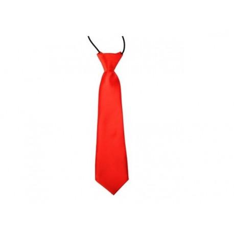 Dětská kravata (červená)