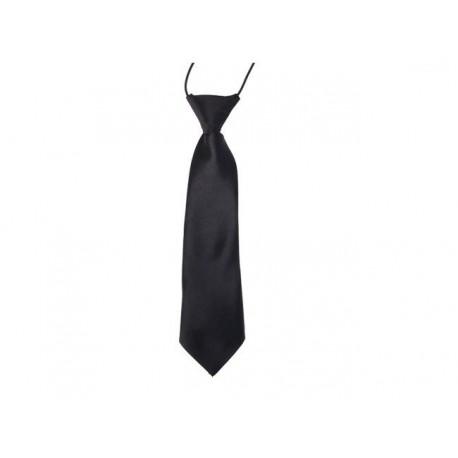 Dětská kravata (černá)