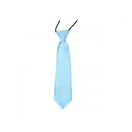 Dětská kravata (světle modrá)