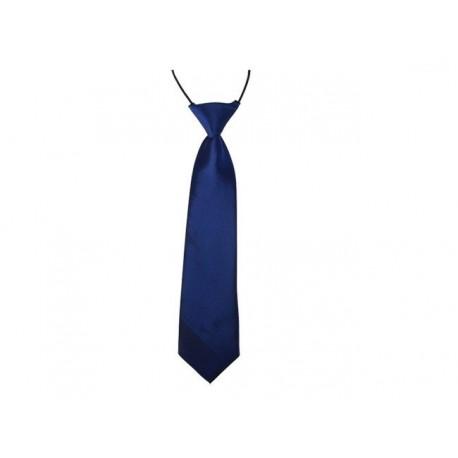 Dětská kravata (tmavě modrá 2)