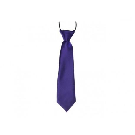 Dětská kravata (tmavě modrá)