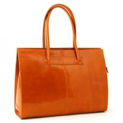 Kožená kabelka KK-45