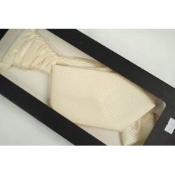 Svatební kravata s kapesníčkem SK-010