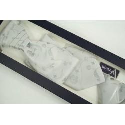 Svatební kravata s kapesníčkem SK-013