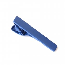 Spona na kravatu - modrá