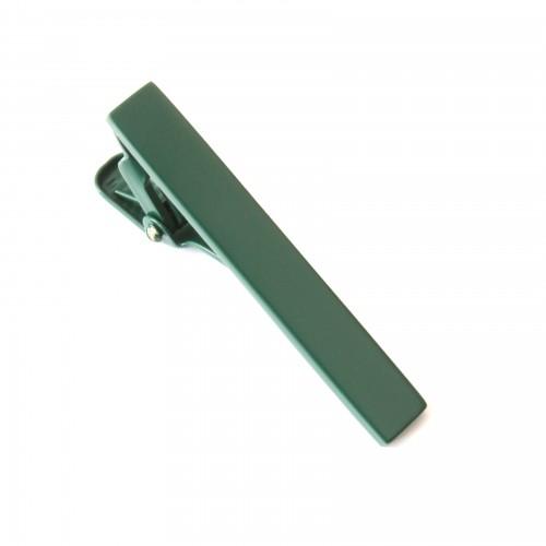 Spona na kravatu - zelená