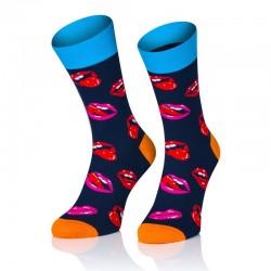 Pánské ponožky MARROM - kiss II 41/43
