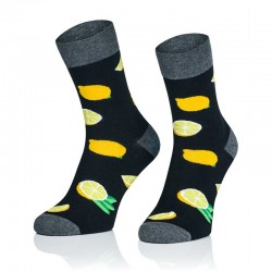 Pánské ponožky MARROM - citróny 44/46