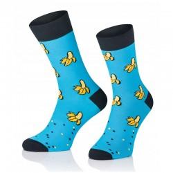 Pánské ponožky MARROM - banány 41/43