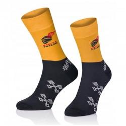 Pánské ponožky MARROM - Hell Ride 44/46