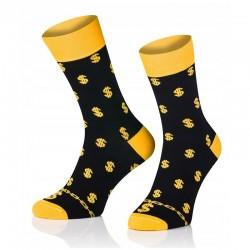 Pánské ponožky MARROM - dolary 41/43