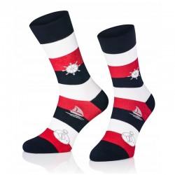Pánské ponožky MARROM - marine 41/43