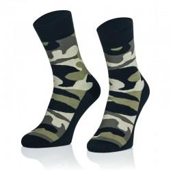 Pánské ponožky MARROM - army 41/43
