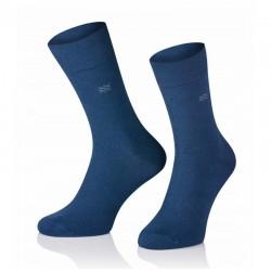 Pánské ponožky MARROM - modré 41/43