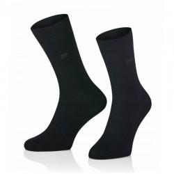 Pánské ponožky MARROM - černé 44/46
