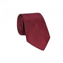Hedvábná kravata MARROM - vínová