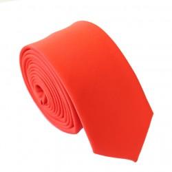Červená kravata - SLIM