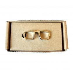 Spona na kravatu MARROM - okuliare