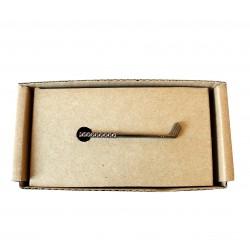 Spona na kravatu MARROM - golfová hůl