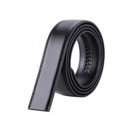 Náhradní kožený pásek - černý