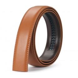 Náhradní kožený pásek - hnědý