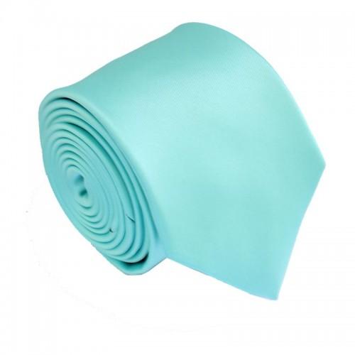 Tyrkysová kravata Vernon ADM-142