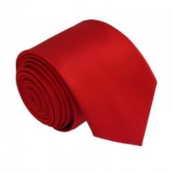 Červená kravata Vernon ADM-143