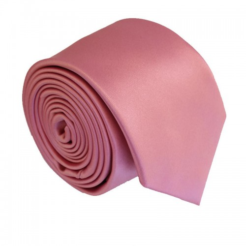 Starorůžová kravata Vernon ADM-147