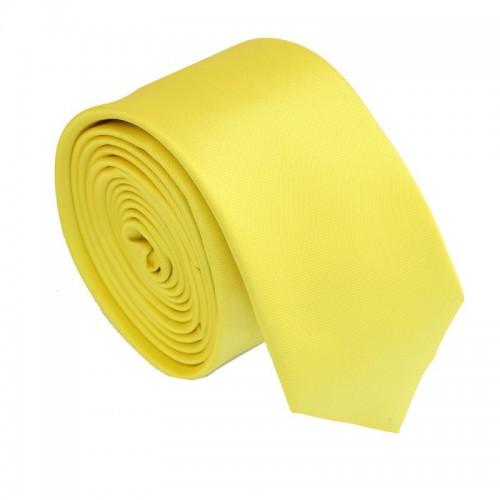 Žlutá kravata Vernon ADM-148