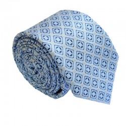 Modrá kravata ANGELO di MONTI ADM-166