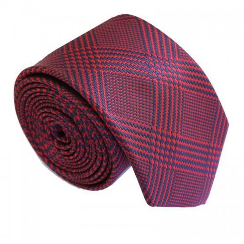 Vínová kravata ANGELO di MONTI ADM-194