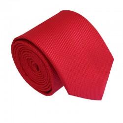 Červená kravata ANGELO di MONTI ADM-196