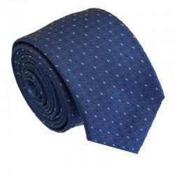 Modrá kravata ANGELO di MONTI ADM-200