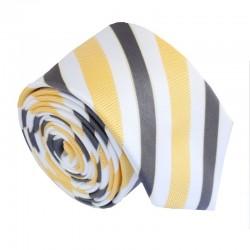 Prozžkovaná kravata ANGELO di MONTI ADM-208