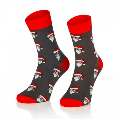Pánské ponožky MARROM - santa 41/43