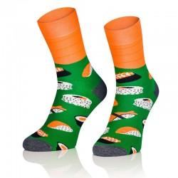 Pánské ponožky MARROM - sushi 44/46