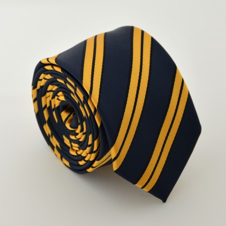 Modrá kravata VERNON
