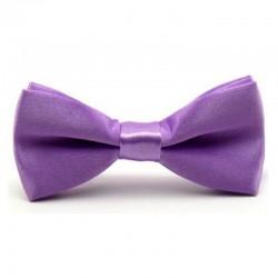 Dětský motýlek - fialový