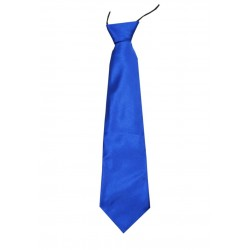Dětská kravata - modrá 3
